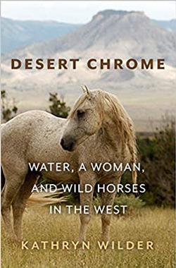 Desert Chrome: Water, a Woman & Wild Horses in the West