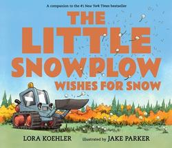 Little Snowplow Wishes For Snow