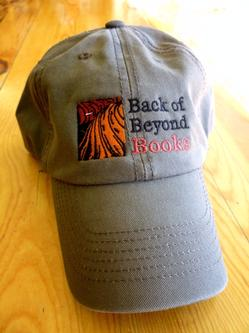 Hat - Back of Beyond Logo