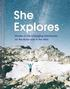 Author Event with Gale Straub's She Explores: Stories of Life-Changing Adventures on the Road and in the Wild