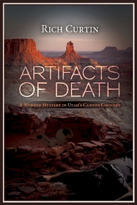 Artifacts of Death - Book Signing with Author Rich Curtin