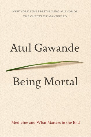 Back of Beyond Books Conversation Series: Being Mortal