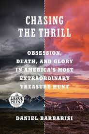 Author Reading and Conversation: Chasing the Thrill by Daniel Barbarisi