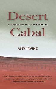 Author Event and Book Launch of Desert Cabal by Amy Irvine