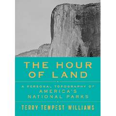 Hour of Land Book Release and Signing with Terry Tempest Williams