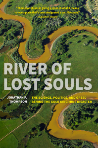 Author Event: River of Lost Souls by Jonathan Thompson