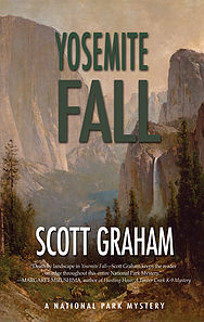 Reading and Signing with Yosemite Fall by Scott Graham