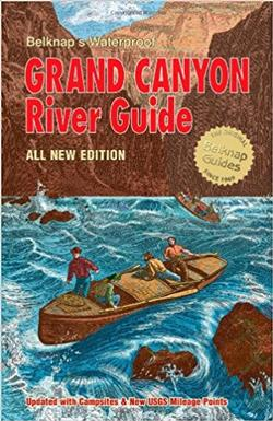 Belknap's Waterproof Grand Canyon River Guide
